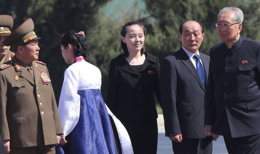 Declaración pública de Kim Yo Jong.