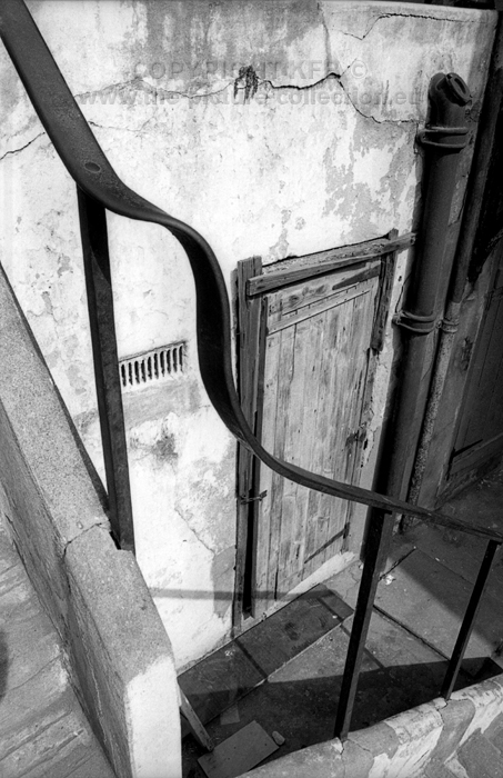 STEPS AND HANDRAIL GIBRALTAR