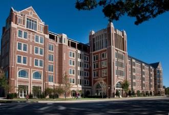 University of Oklahoma Headington Hall