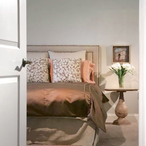 Kirsten Floyd Interior Design Bedroom