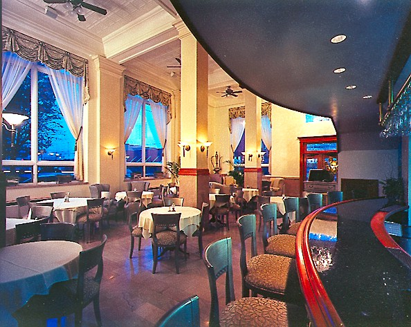 Cornerstone Restaurant Dining Room 1