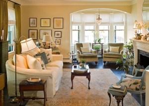 Historic Hartford Remodel Living Room 1