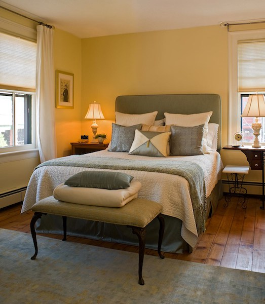 Historic Hartford Remodel Master Bedroom 2