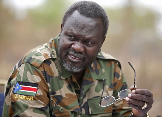 Image result for Riek Machar