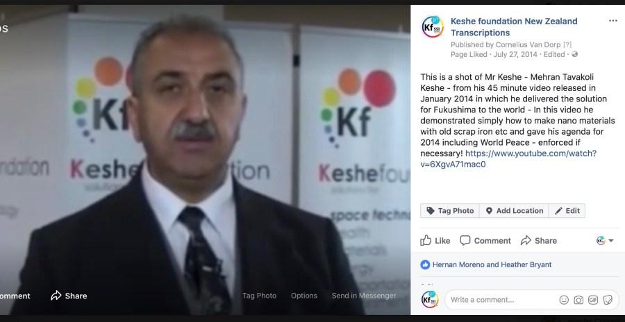 kenewzealand transcription facebook page