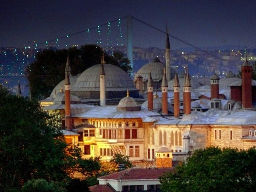 Istanbul-Topkapi-Palace