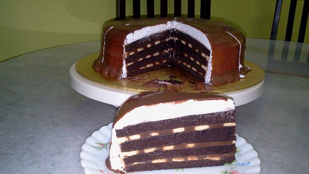 Amazing Black And White Cake Recipe Cake Recipes In English