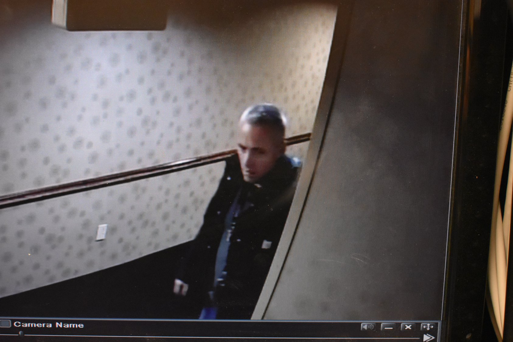Police investigating theft at Holiday Inn