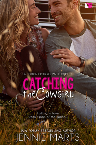 In Review: Catching the Cowgirl (Cotton Creek #3) by Jennie Marts