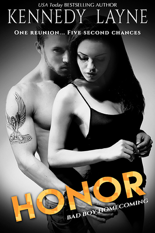 In Review: Honor (Bad Boy Homecoming #4) by Kennedy Layne