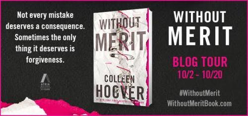 Without Merit Blog Tour