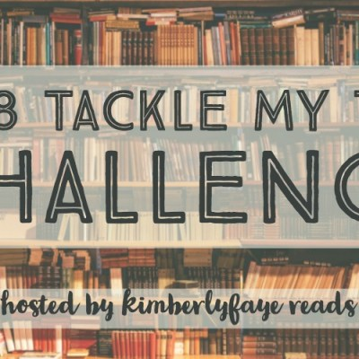 2018 Tackle My TBR Challenge Signup