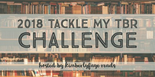 Tackle My TBR Challenge