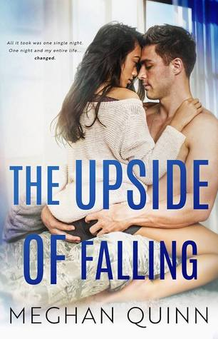 In Review: The Upside of Falling (Blue Line #1) by Meghan Quinn