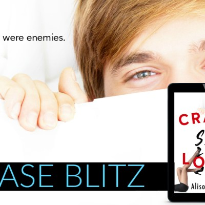 Release Blitz, Review & Giveaway: Crazy Sexy Love by Alison G. Bailey