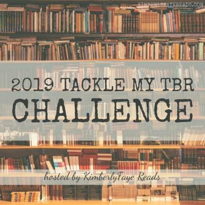 2019 Tackle My TBR Challenge