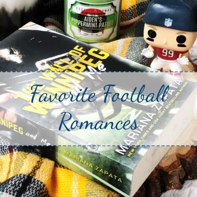 Favorite Football Romances