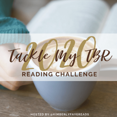 2020 Tackle My TBR Reading Challenge: July Check-In