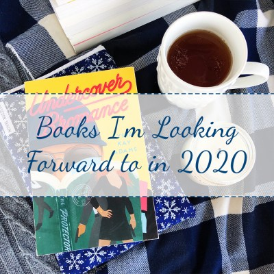 Top 10 of 2019: Books I'm Looking Forward to in 2020