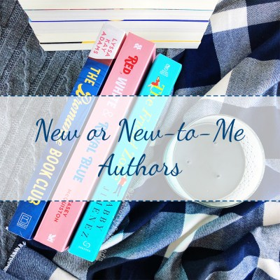 Top 10 of 2019: New or New-to-Me Authors