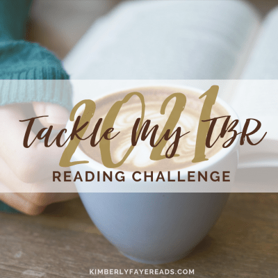 2021 Tackle My TBR Reading Challenge