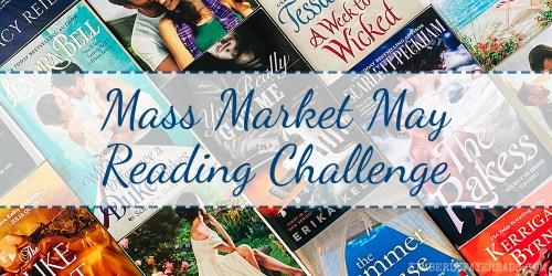 Mass Market May Reading Challenge