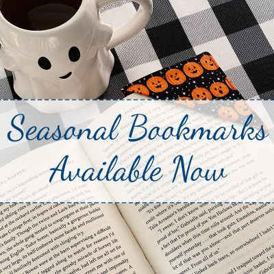 Seasonal Bookmarks Available Now