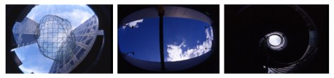 360º to the sky - detail