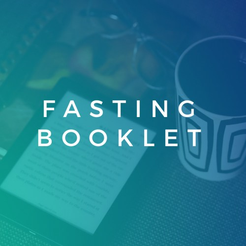 Fasting Booklet