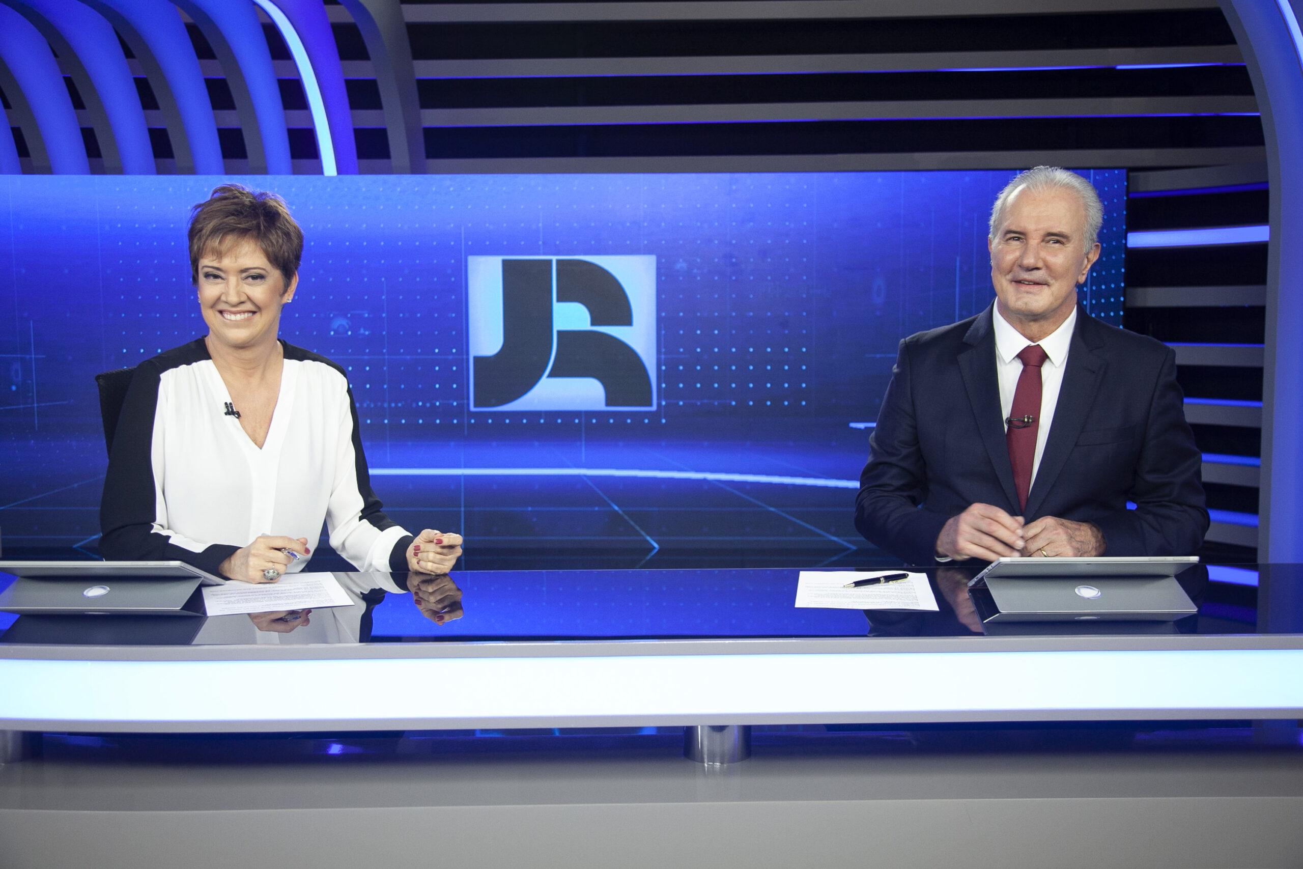 Jornalismo da Record TV é finalista em duas categorias de prêmios internacionais