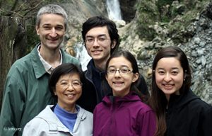 Missionary Family Paul