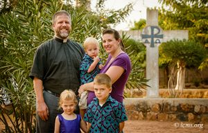 Missionary Family Wildauer