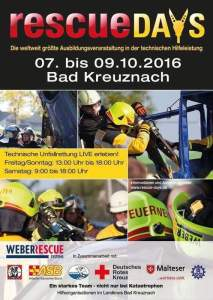 Foto: Rescue-Days Bad Kreuznach / KFV Bad Kreuznach e.V.