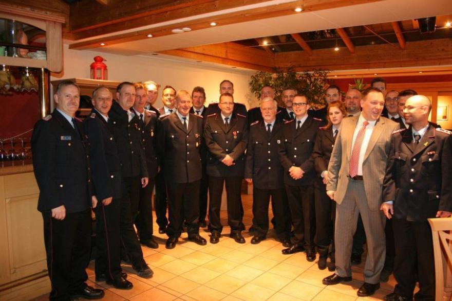 Feuerwehr Südwinsen wählt neues Kommando
