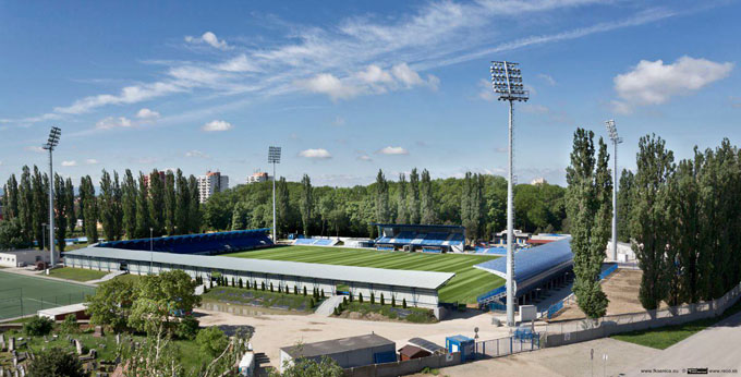 TOP SLOVAKIAN CLUB FK SENICA CONFIRMS FRIENDLY WITH KG-IFA TOP SLOVAKIAN CLUB FK SENICA CONFIRMS FRIENDLY WITH KG-IFA hl stadion