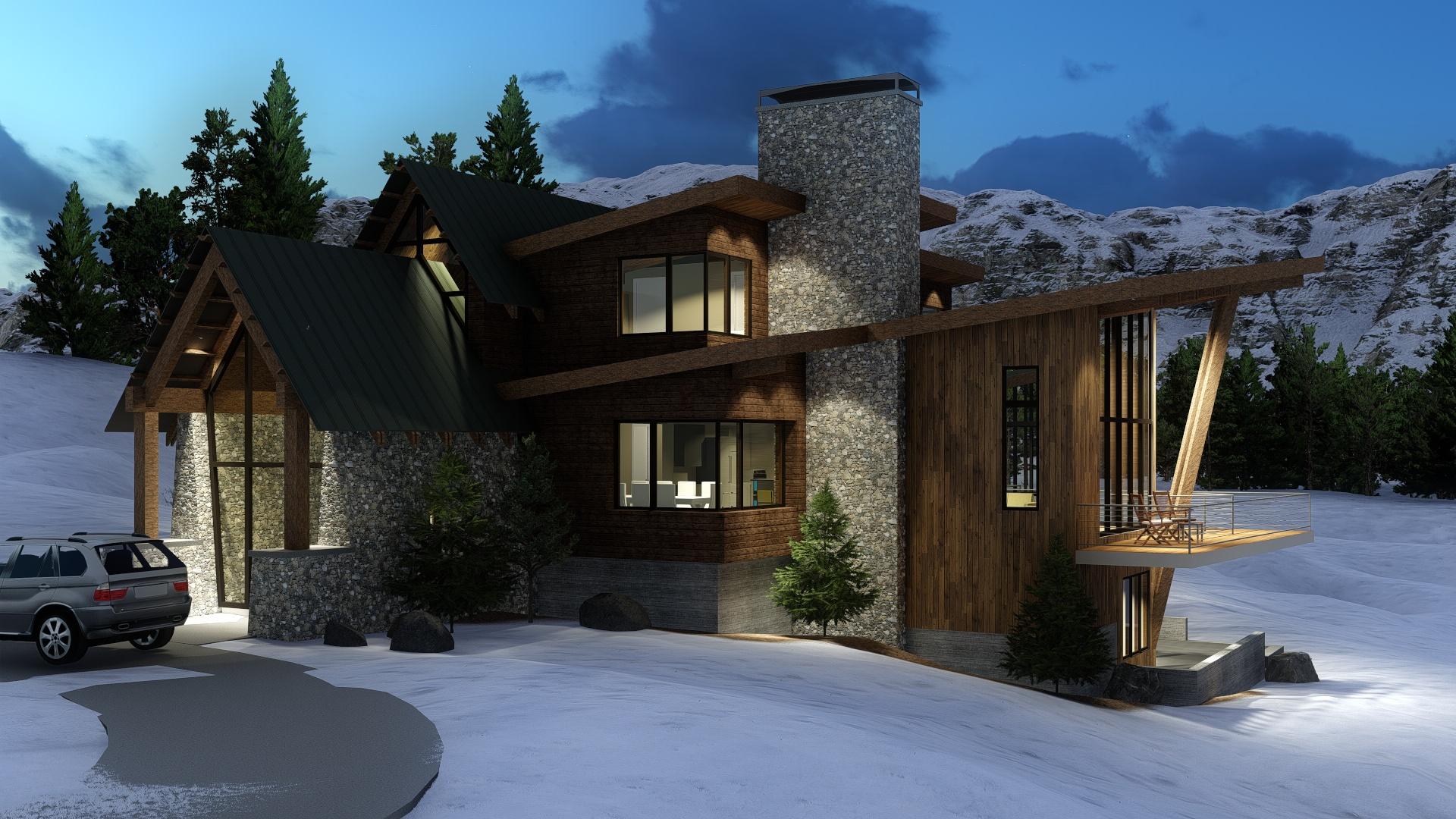Mountain Modern KGA Design Contest KGA