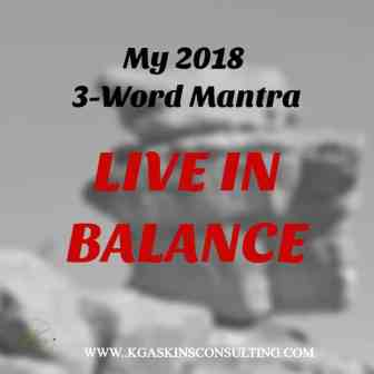 3-Word Mantra