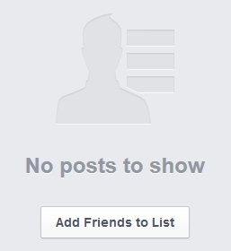 Add Friends to List