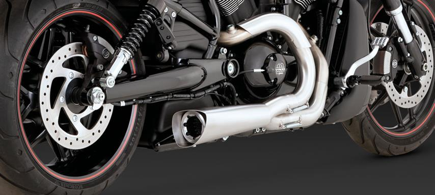 vance hines harley davidson v rod 02 14 full system competition series 2 into 1