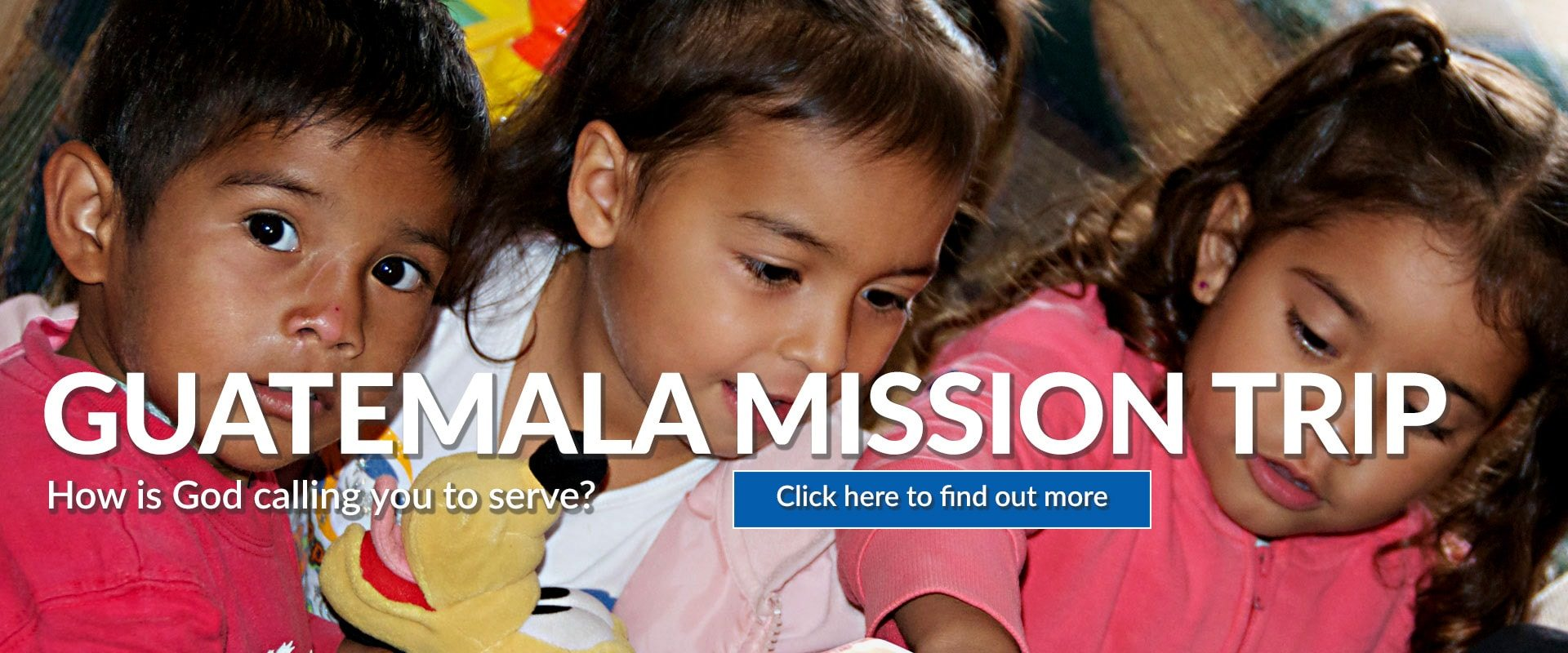 91.3 KGLY Guatemala Mission Trip Orphan Outreach