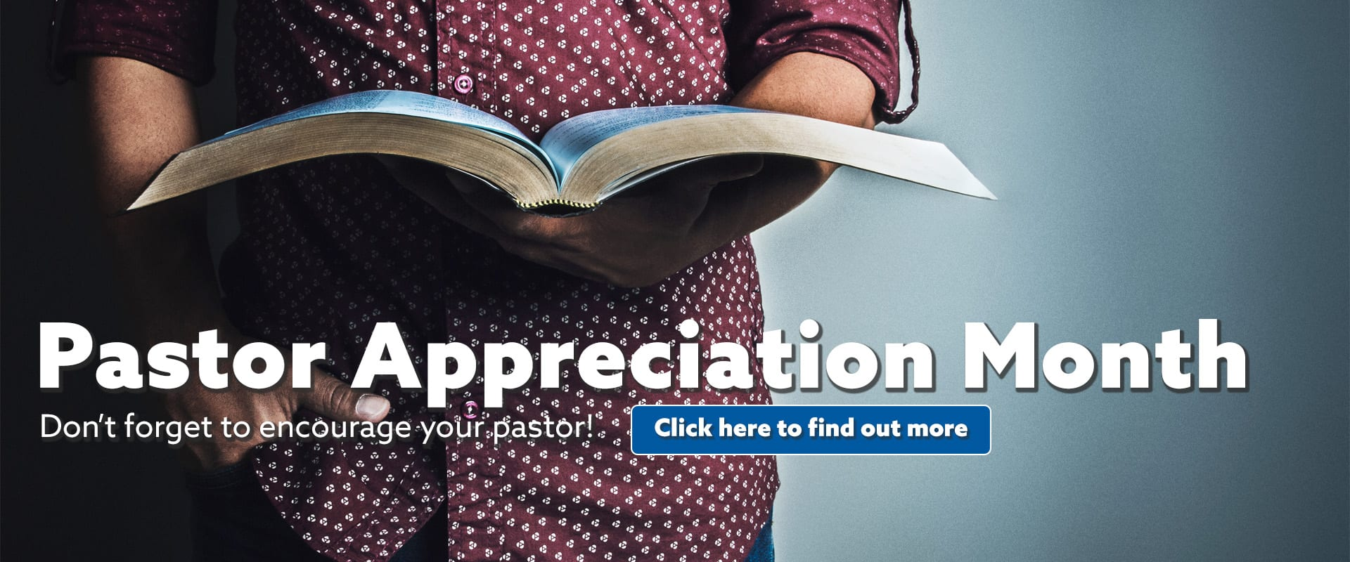 2019 Pastor Appreciation Month KGLY
