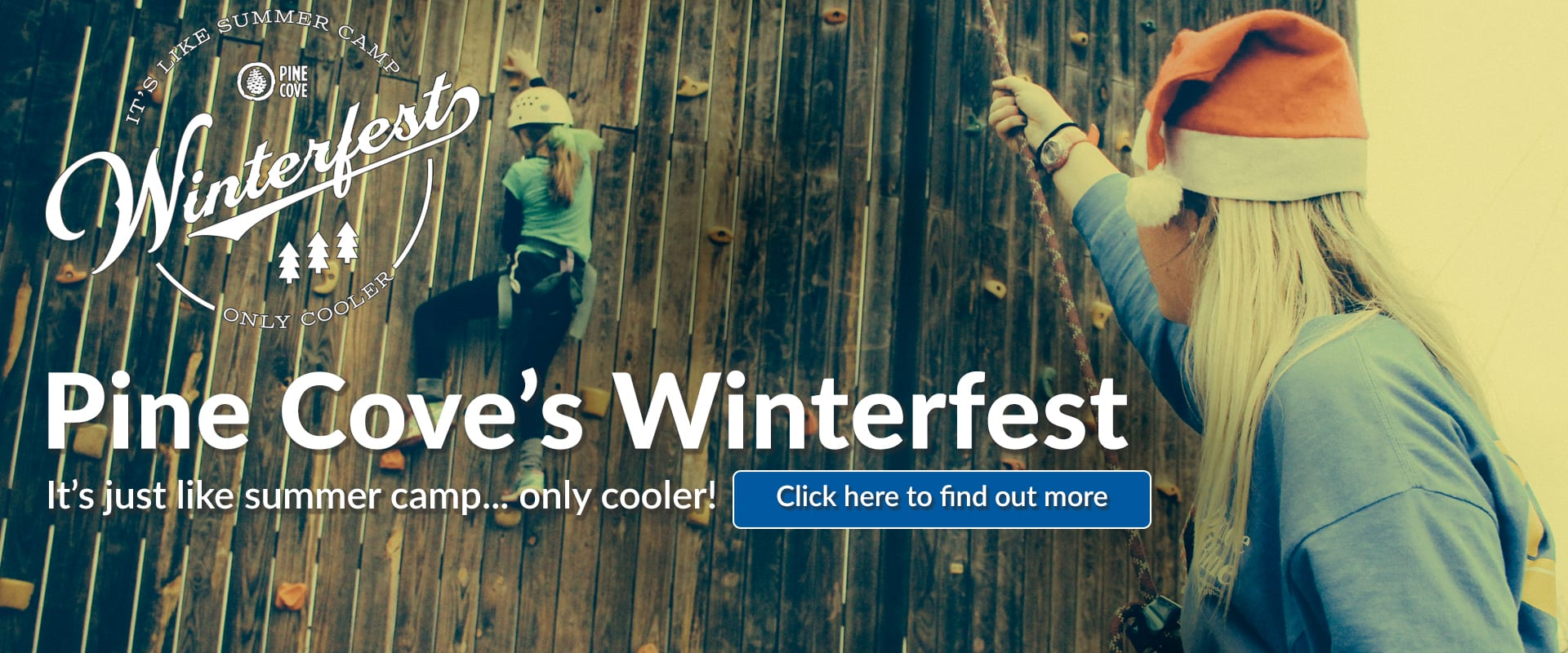 Pine Cove Winterfest – KGLY
