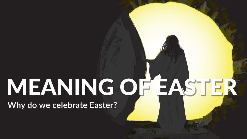 91.3 KGLY East Texas Christian Radio Meaning of Easter