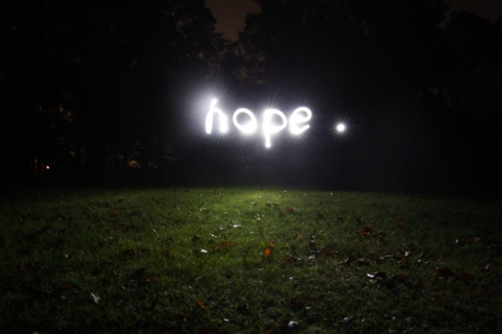 91.3 KGLY East Texas Christian Radio What is Hope to You Heard On Air Blog