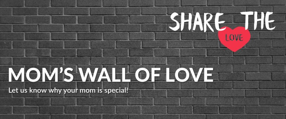 91.3 KGLY East Texas Christian Radio Mother's Day Wall of Love