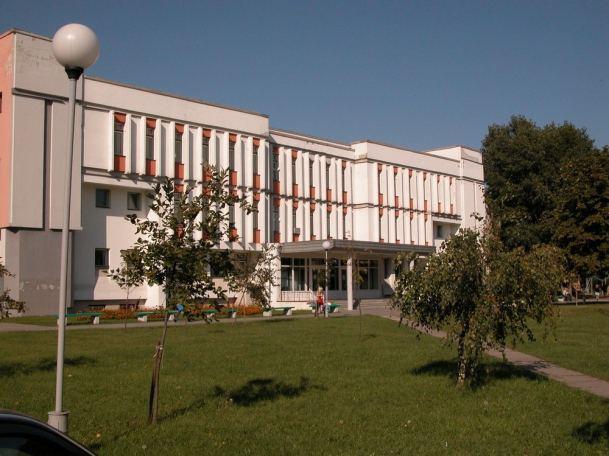 Учебный корпус №5 БрГТУ - кафедра гуманитарных наук