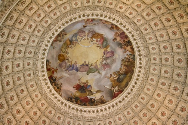 130610_Capitol dome_inside by Karl G. Graf.