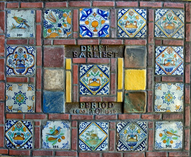 141118_Delft Tiles by Karl Graf.