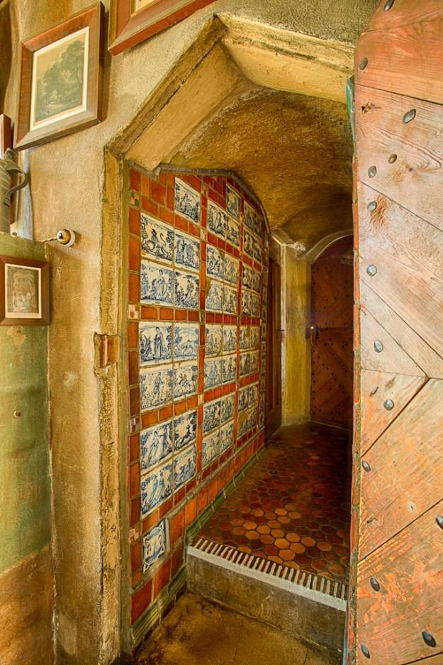 141122_Morning Room Hallway by Karl Graf.