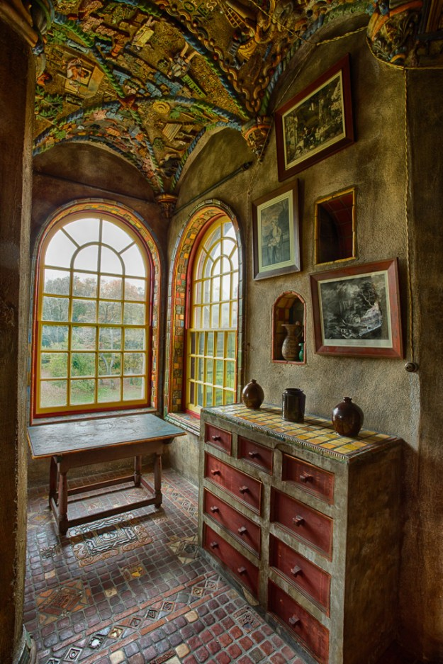 Columbus Room by Karl Graf.